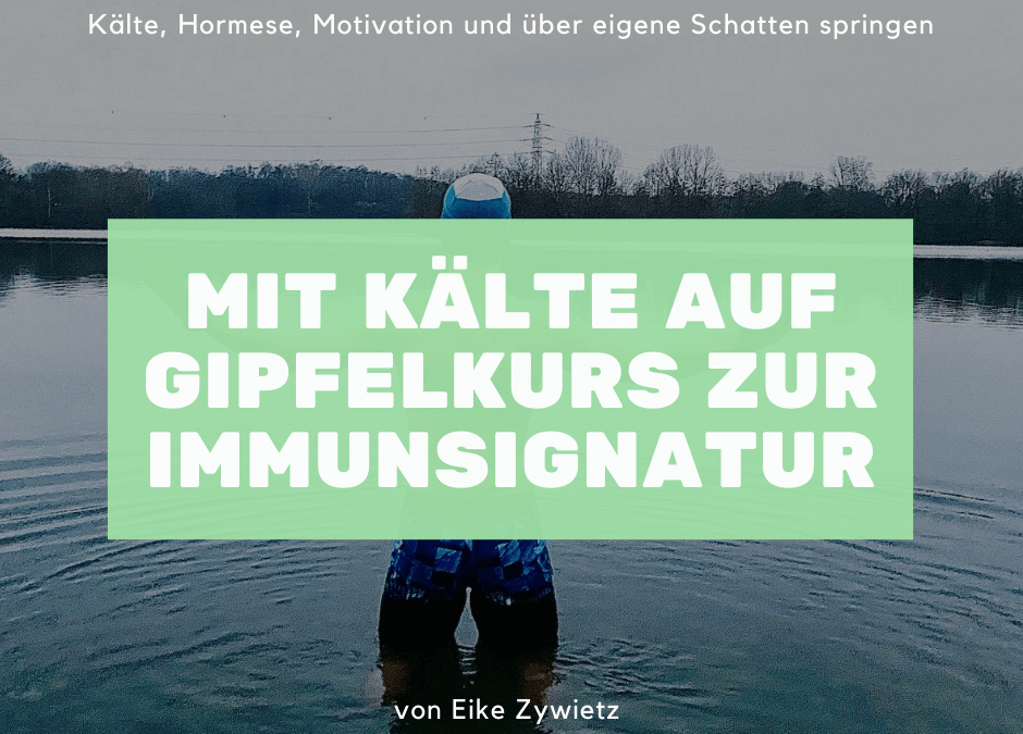 Mit Kälte auf Gipfelkurs zur optimalen Immunsignatur