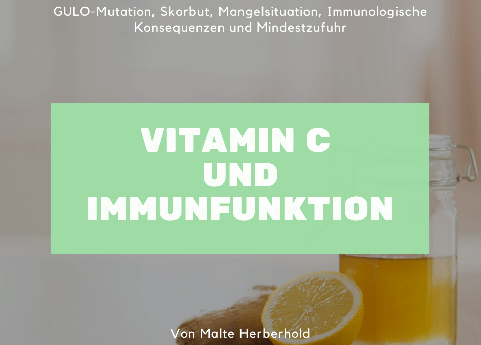 Die Rolle von Vitamin C im Immunsystem