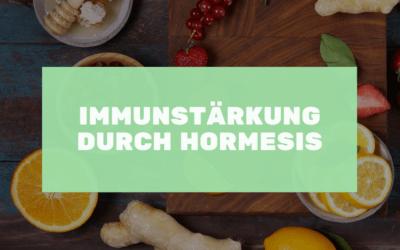 Immunstärkung durch Hormesis